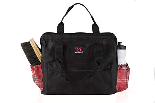 All-Around Tote Carry Bag Organizer for Horses by Kensington  — Organizer Tote Bag With Pockets and Heavy-Duty Zipper — Waterproof and Mildew-Resistant Tote Carry Bag