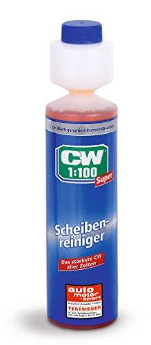 Dr. Wack - CW1:100 Super Scheibenreiniger für die Scheibenwaschanlage, 250 ml