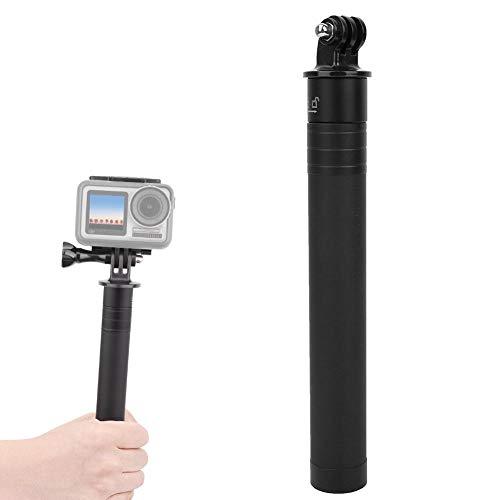 Mugast Mini Selfie Stick Professionele High End Gimbal verlengstanghouder selfie staaf met 19~73 cm inschuifbare hoogte voor OSMO Action Sportcamera