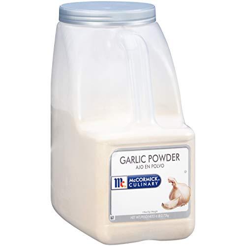 McCormick Culinary Garlic Powder, 6 lbs