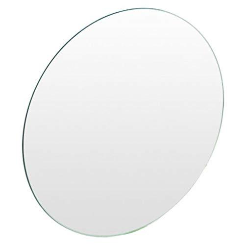Frasco 66010790 Wand-Kosmetikspiegel randlos, Vergr.: 3/5/7-fach, Vergrößerung:7-fach, Durchmesser: 15cm