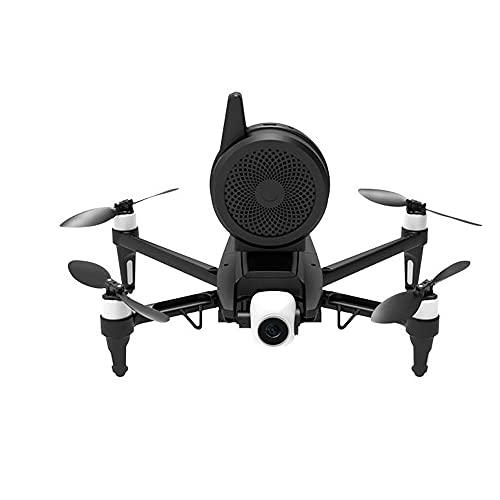 ZDYHBFE Dragonfly GPS 6K Doppia fotocamera grandangolare Gimbal a due assi Volo aereo pieghevole Drone senza spazzole Livello 7 Supporto per forte resistenza al vento Fotografia aerea marittima Regali