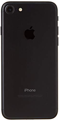 Apple iPhone 7, Smartphone 128 GB, Nero (Generalüberholt)