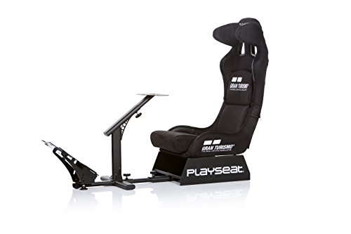 PLAYSEAT - REG.00060 - Playseat® GRAN TURISMO - Siège simulation de course - 130 x 50 x 98 cm - Noir