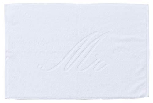 done. Style Badvorleger MR in 6 Farben 50 cm x 70 cm weiß