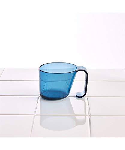 [nissen(ニッセン)] バス・トイレ・洗面用品 ベーシック 【PLYS base】きちんと水が切れるタンブラー ブルー タンブラー マタニティ