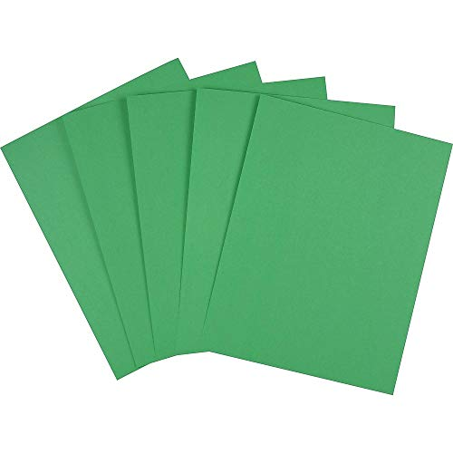 Staples 733092 Brights 24 Lb. Colored Paper Dark Green 500/Ream