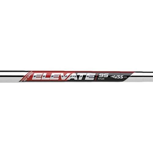 True Temper Elevate 95 VSS 4-PW Steel Iron Shafts .355 Taper Tip - Set of 7 Shafts