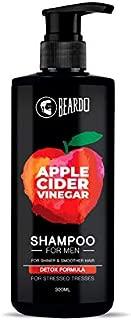 Beardo Apple Cider Vinegar Shampoo for Men, 300 ml