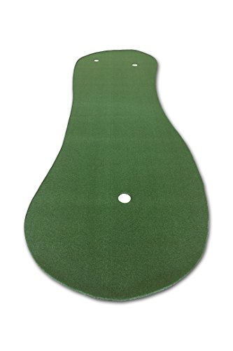 5 Feet x 10 Feet Professional Synthetic Turf Grass Nylon Practice Putting Green
