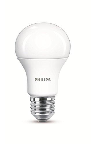 Philips LED A60 12.5 W (100 W) E27 Edison-Birne, kaltes Bodenlicht, 6500 K