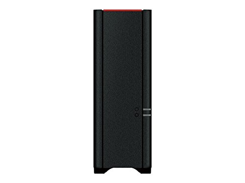 Buffalo LinkStation 2102TB–Festplatte RAID (HDD, 2000GB, HDD, Marvell, 800GHz, 0,256GB) schwarz