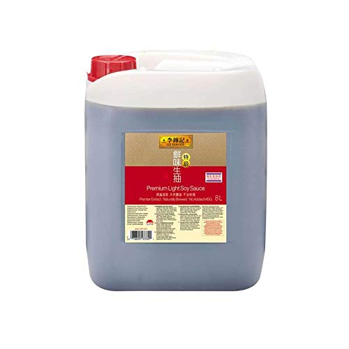 Salsa de soja ligera - 8 litros