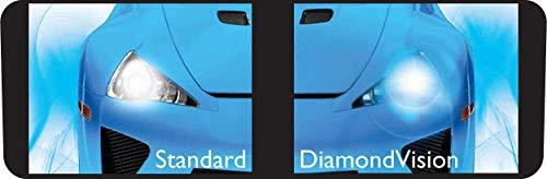 Philips Diamond Vision 5000K H7 Auto-Scheinwerfer-Birnen (Twin Pack) 12972DVS2