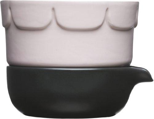 Sagaform 5016675 Pot à Herbes Vert Rose