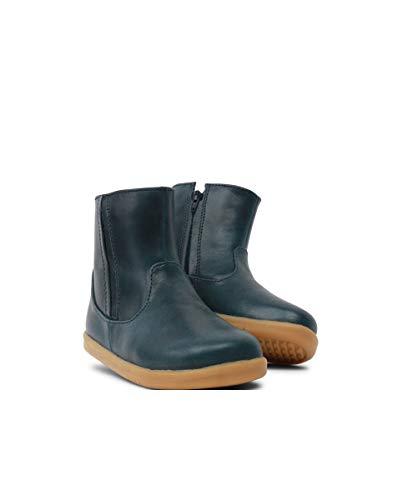 IW Shire-Merino Lined Winter Boot Ink ist EIN Lederstiefel, Futter aus Merinowolle, Flexible und strapazierfähige Sohle, Farbe Blau, Reißverschluss Atmungsaktiv
