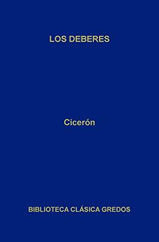 Los deberes (Biblioteca Clásica Gredos nº 414)
