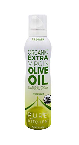 Pure Kitchen Organic Extra Virgin Olive Oil Cooking Spray