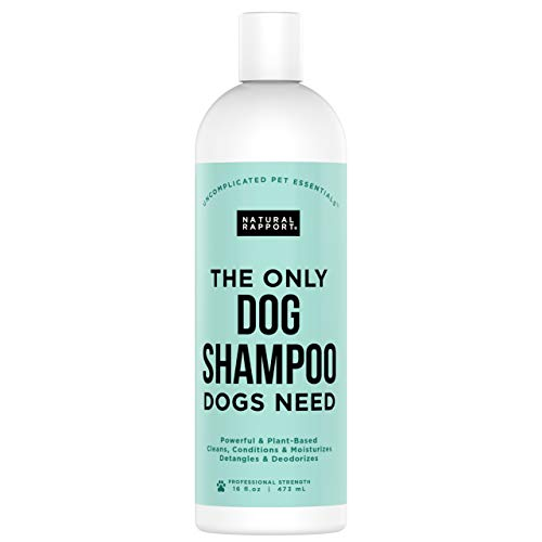 Natural Rapport Pet and Dog Shampoo - Natural...