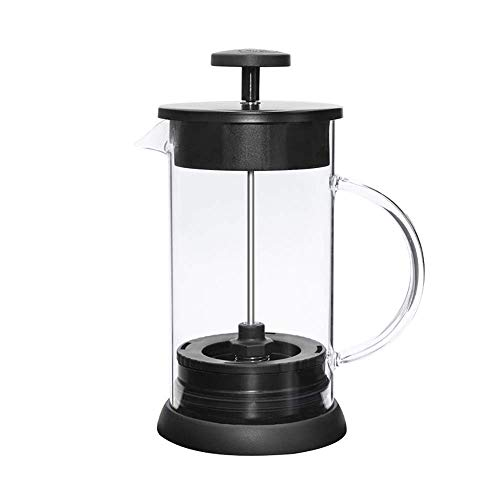 Check Out This Press Coffee Maker Teapot Heat Resistant Tea Maker Coffee Pot Black&Gold, Black (Colo...