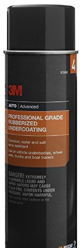 3M 3584 Professional Grade Rubberized Undercoating 10 16oz Cans