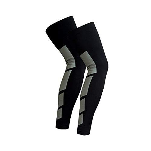 LLYU Calcetines de Compresión para hombre y mujer,Medias de Compresión para la Fascitis Plantar Calentadores de piernas super elásticos estiran calcetines felices leggings masculinos