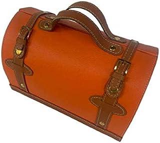 KRIMSON's Faux Leather Bags (Faux Leather Bag Orange)