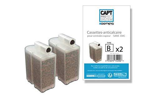 Kasserollen, 2 Stück, Typ B, nicht EMC, für kleine Haushaltsgeräte Domena – 500975200