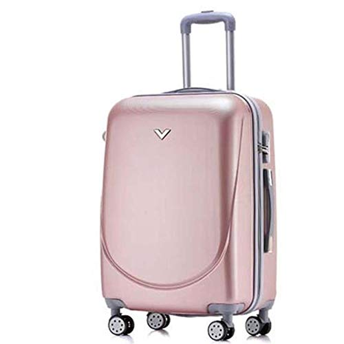 Purchase Lightweight Expandable Travel Luggage Carry On 20 Inch Students Cabin Trolley High Capacity...