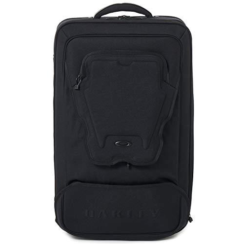 Oakley Icon Medium Trolley Travel Luggage - 2-Wheeled Rolling Duffle Bag - Rugged Cordura Exterior - Carry- on Suitcase - Ergonomic Handles - Telescopic Pull Handle
