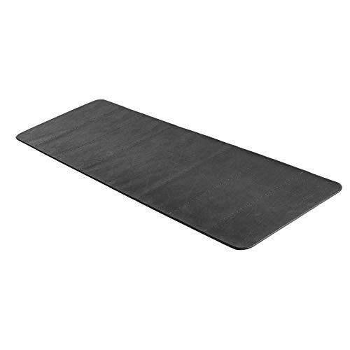 AmazonBasics Folding Puzzle Exercise Gym Mat, Black