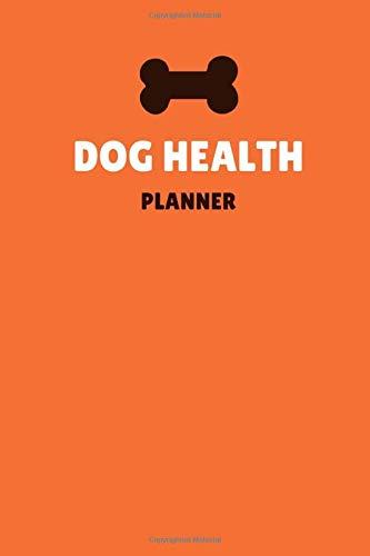 Dog health PLANNER !: dog health dna test   6X9 JOURNAL