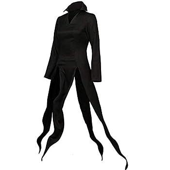 Nsoking ONE Punch-Man Tatsumaki Cosplay Costume Party Lolita Dress Outfit Custom  Small Black