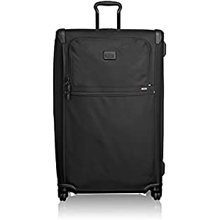 Tumi Alpha 2 Expandable case on 4 castors for a world trip 132L, black, 22647