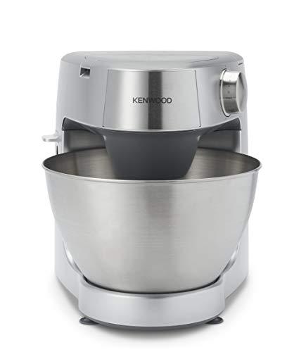 Kenwood Prospero+ KHC29.P0SI - Robot de Cocina 1000W (3 herramientas de bol, batidora de vaso de cristal 1.5L,...
