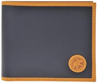 (ハンティング?ワールド) HUNTING WORLD BATTUE ORIGIN 二つ折財布小銭入付 310 16A BATTUEOR NAVY 並行輸入品