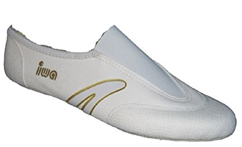 IWA 508 Trampoline shoes made in Germany white: IWA 508 Trampoline shoes made in Germany white