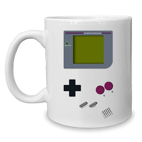 shirtdepartment - Kaffeebecher - Tasse - Gaming & Film Motive Gaming Classic
