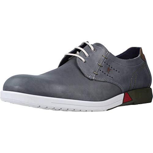 Fluchos Zapatos F0111 para Hombre Azul 44 EU