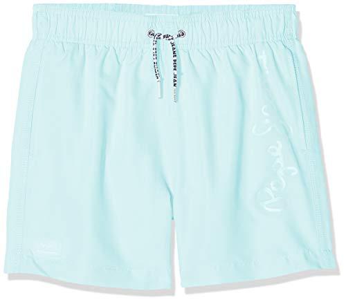 Pepe Jeans Track PM201100 Bañador, Azul (Light SPA 519), 10-11 años (Fabricante del Tamaño: 10) para Niños