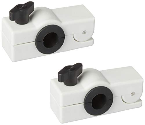 Sea-Dog 327199-1 Removable Rail Mount Clamps for Round Tubing