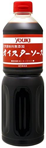 ユウキ食品 ユウキ 化学調味料無添加 オイスターソース 1.2kg