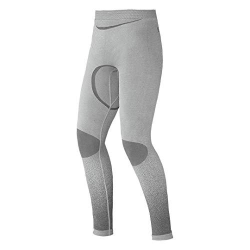 Trangoworld Slamet Pantalon Long intérieur, Femme L Blanc/Noir