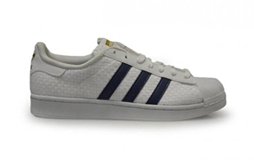 adidas Mens Superstar White