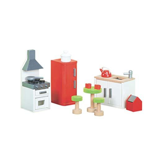 Le Toy Van - ME052 - Jouet en Bois - Sugar Plum Cuisine