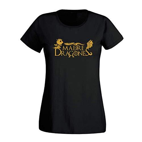 Camiseta TL-XL Madre de dragones (Slim)