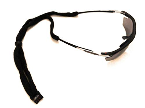 Chums Schwarz Small End Lanyard