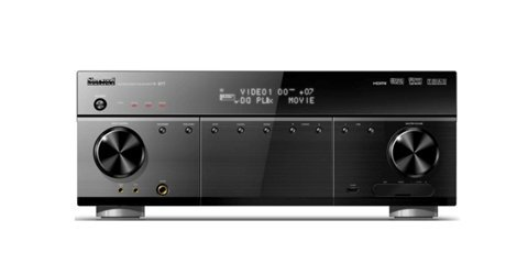Sherwood R-977 R-977 Audio and Video Component Receiver (schwarz)