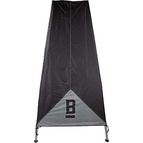 Burch Barrel Serape Cover Black, One Size