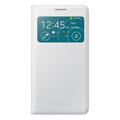 Samsung S View Cover Weiß EF-CG710BWEGWW Galaxy Grand 2